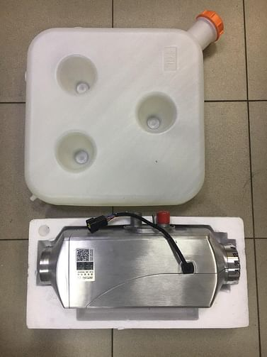 Топливный бак для автономного отопителя 10л.