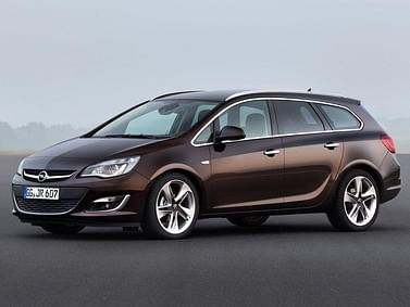 Багажник Opel Astra j caravan 2010 - 2014 Kenguru