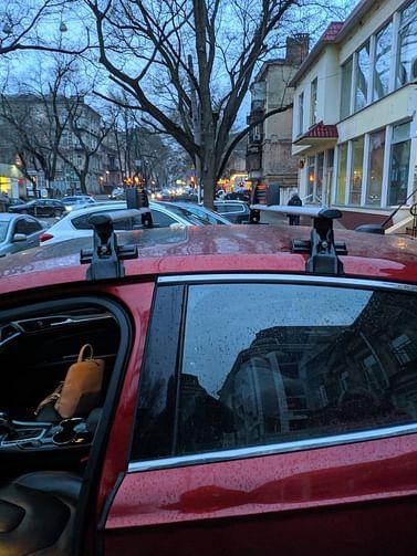 Багажник Ford Fusion 2012 - Kenguru