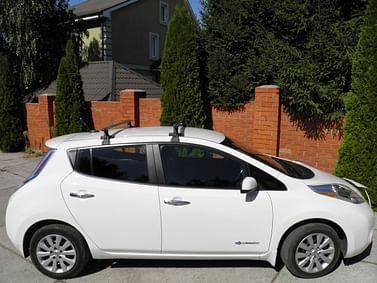 Багажник Nissan Leaf aero 2010-2017 Kenguru Special Integra