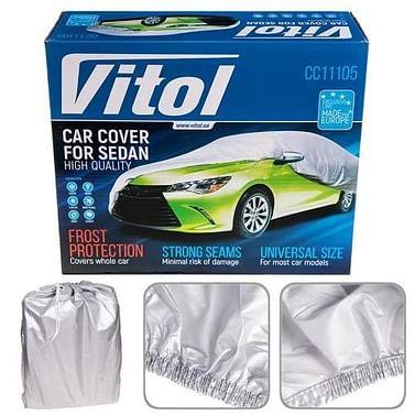 Тент на кузов автомобиля ХL Vitol