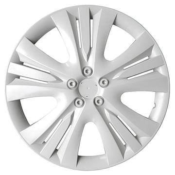 Колпак колесный Люкс R13 Белый Kenguru Lux