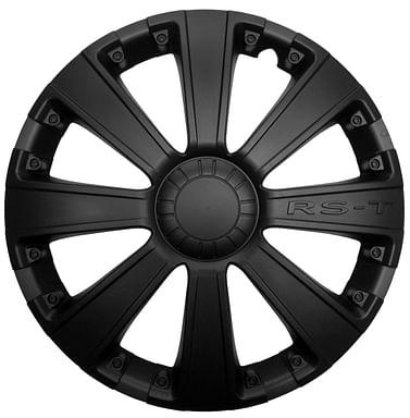 Колпак колесный RS-T R13 Черный Kenguru RS-T