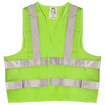 Жилет безопасности светоотражающий (green) 116 G XXL Vitol