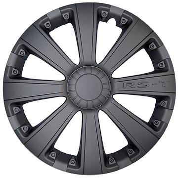 Колпак колесный RS-T R13 Графит Kenguru RS-T