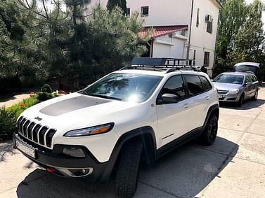 Багажник Jeep Cherokee KL Kenguru