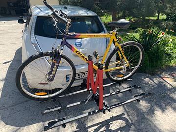 "Крепление ""Платформа"" для 3 х велосипедов на фаркоп Kenguru"