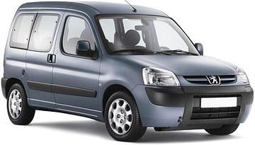 Багажник на крышу Peugeot Partner (Аэро) Kenguru