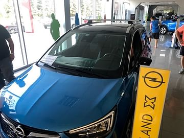 Opel Crossland X Kenguru
