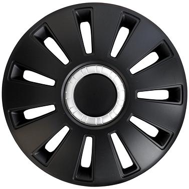 Колпак колесный REX R14 Черный Хром Kenguru REX