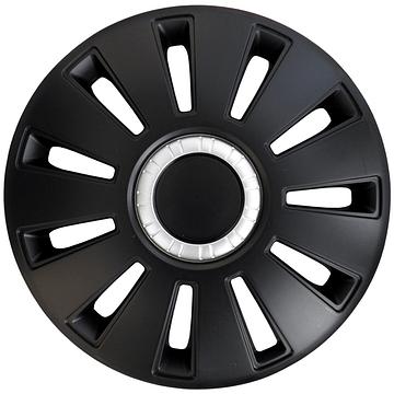 Колпак колесный REX R15 Черный Хром Kenguru REX