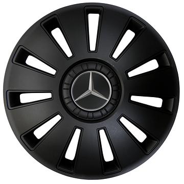 Колпак колесный REX Sprinter R15 Черный Kenguru REX