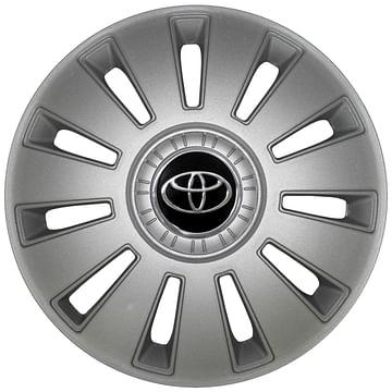 Колпак колесный REX Toyota R15 Серый Kenguru REX