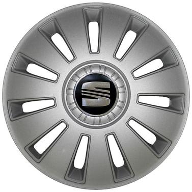 Колпак колесный REX Seat R15 Серый Kenguru REX