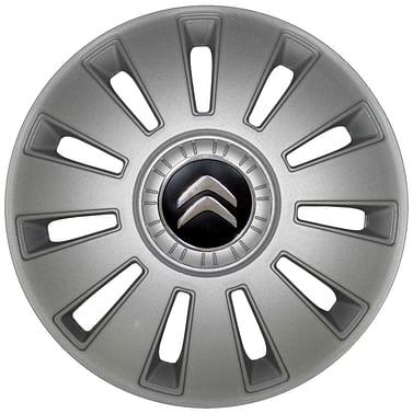 Колпак колесный REX Citroën R15 Серый Kenguru REX