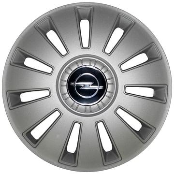 Колпак колесный REX Opel R15 Серый Kenguru REX