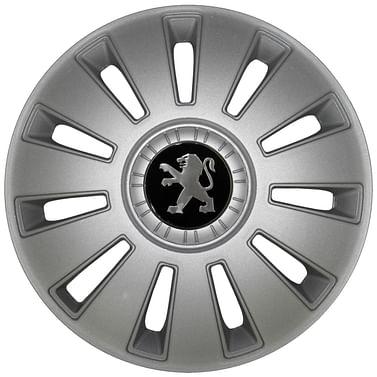 Колпак колесный REX Peugeot R15 Серый Kenguru REX