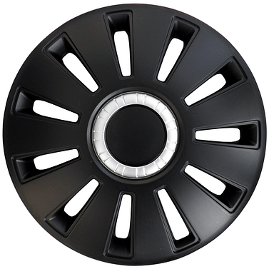 Колпак колесный REX R16 Черный Хром Kenguru REX
