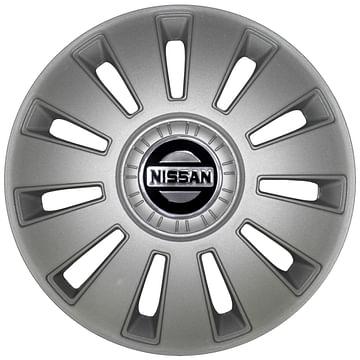 Колпак колесный REX Nissan R16 Серый Kenguru REX