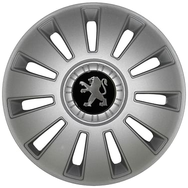 Колпак колесный REX Peugeot R16 Серый Kenguru REX