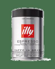Кофе ILLY в зернах темной обжарки 250 гр ILLY