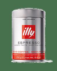 Кофе ILLY молотый средней обжарки 250 гр ILLY