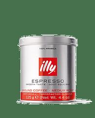 Кофе ILLY молотый средней обжарки 125 гр ILLY