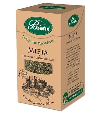 МЯТА Травяной чай (листовой) BIOFIX