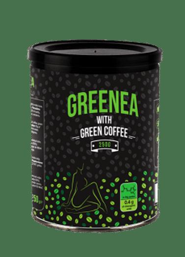 Кофе GREENEA конструктор тела Kavos Bankas
