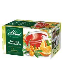 Фруктовый чай Облепиха с Апельсином, Премиум biofix