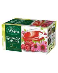 Фруктовый чай Малина с Эхинацеей, Премиум biofix