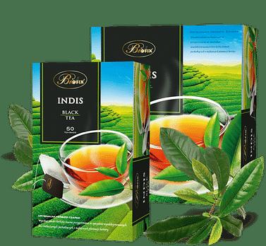 Черный чай Indis biofix