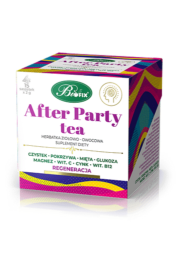 Чай AFTER PARTY TEA BIFIX