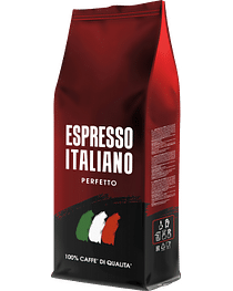Кофе в зернах ESPRESSO ITALIANO,PERFETTO, 1кг,Зерно Kavos Bankas Kavos Bankas