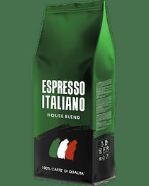 Кофе в зернах ESPRESSO ITALIANO,HOUSE BLEND, 1кг,Зерно Kavos Bankas