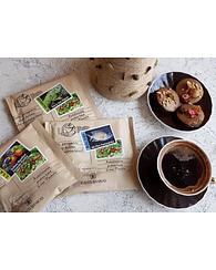 Набор, 8 Кофейных Путешествий, Kavos Bankas