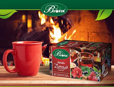 Зимний чай Рождественский с корицей и гвоздикой BIFIX