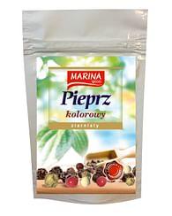 Цветной перец пакетик 90 г MARINA Spices