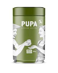 Кофе молотый PUPA, Индия,100% Арабика,250 гр