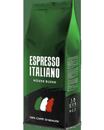 Кофе в зернах ESPRESSO ITALIANO,HOUSE BLEND