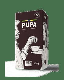 Кофе PUPA, молотый, Колумбия, 250 г Kavos Bankas