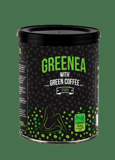 Зеленый Кофе GREENEA конструктор тела
