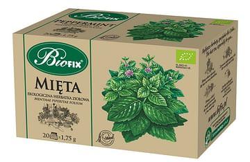 Органический чай МЯТА
