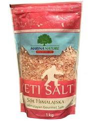 Соль гималайская крупная розовая 1 кг MARINA Spices