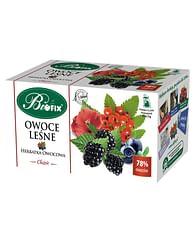 Фруктовый чай Лесные Ягоды biofix