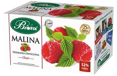 Фруктовый чай Малина biofix