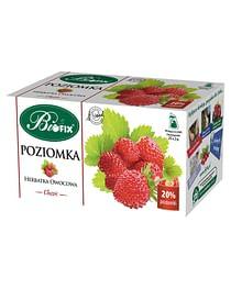 Фруктовый чай ЗЕМЛЯНИКА biofix