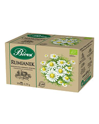 Травяной чай РОМАШКА Органическая, 20 x 1,75 g BIOFIX