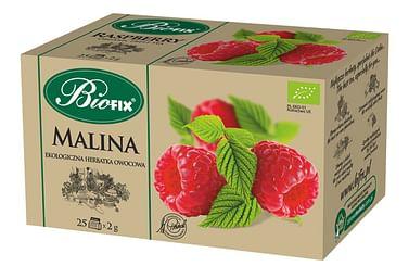 Органический чай Малина BIOFIX