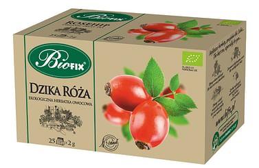 Фруктовый чай ШИПОВНИК Органический BIOFIX